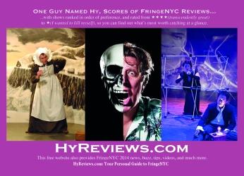 HyReviews Postcard front