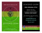 Business card front/back